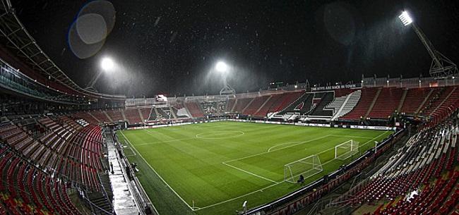 Foto: AZ zorgt voor primeur tegen PSV na groen licht KNVB