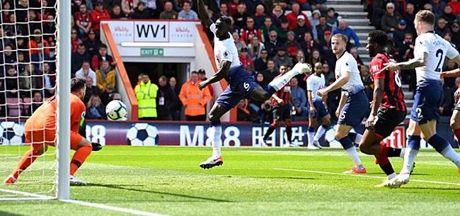 Foto: Aké dompelt negental Tottenham Hotspur in rouw