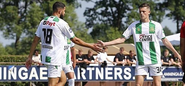 Foto: 'FC Groningen ziet nog een speler vertrekken'