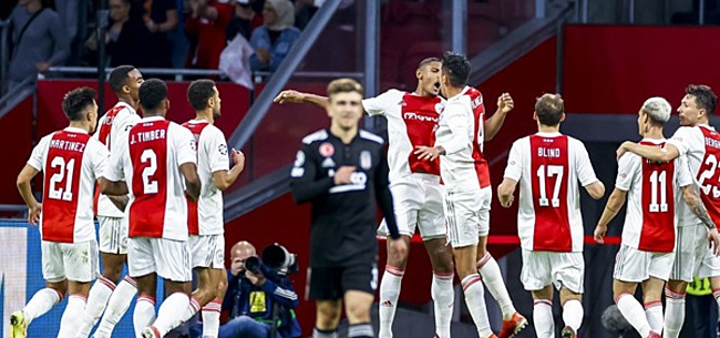 Foto: Turkse media woedend na Ajax - Besiktas