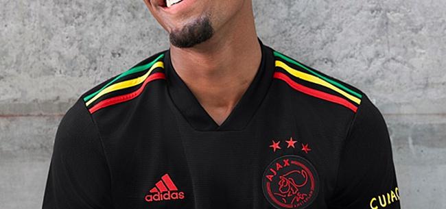 Foto: Ajax laat Bob Marley-shirt links liggen