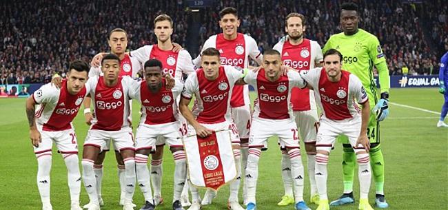 Foto: Ajax onthult wedstrijdselectie voor Europa League-kraker tegen Getafe