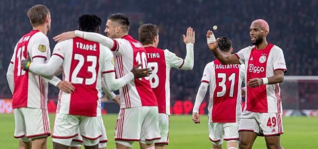 Foto: 'Ajax gaat overstag en maakt miljoen euro over naar Brazilië'