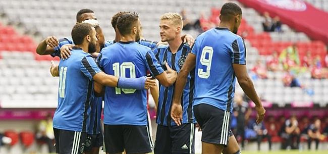 Foto: Groot Ajax-talent hoopt op definitieve doorbraak