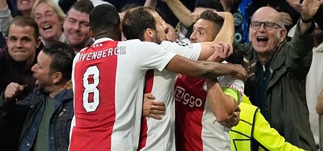 Foto: Heel Europa looft Ajax-uitblinker: