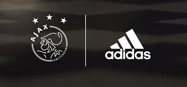 Foto: Ajax presenteert veelbesproken derde shirt: ode aan Bob Marley