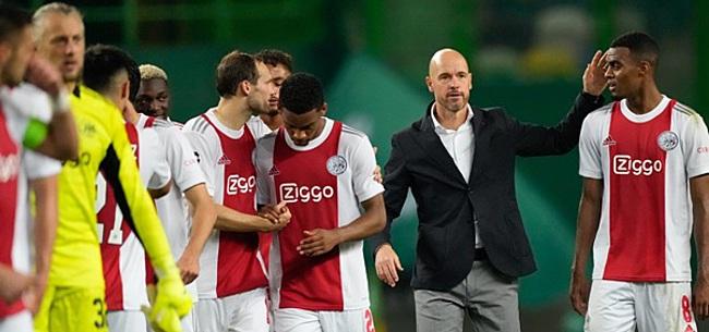 Foto: De 11 namen bij Ajax en Cambuur: 2 sterren krijgen rust