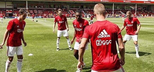 Foto: 'Ajax lijkt standpunt te negeren en stelt voorwaarden voor transfer'