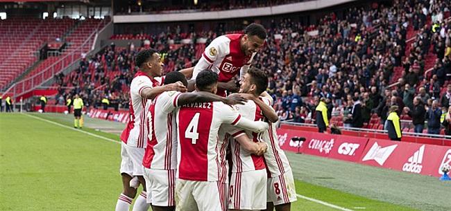 Foto: 'Dramatisch nieuws voor Ajax na sportief drama'