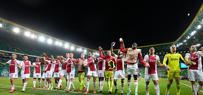 Foto: 'Ajax moet keihard ingrijpen na schandaal'