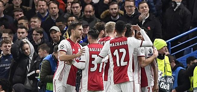 Foto: 'Coronacrisis dwingt Ajax tot onwenselijke transfersituatie'