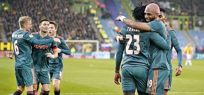 Foto: Zorgen om Ajax: