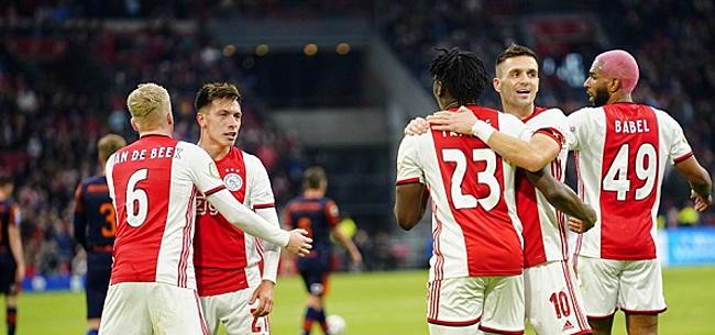 Foto: 'Ajax kan enorme slag slaan na coronacrisis'