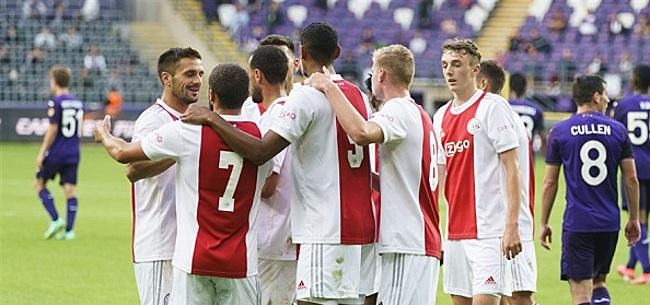 Foto: 'Ajax heeft met drietal voetbalgoud in handen'
