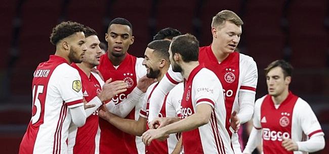 Foto: 'Smaakmaker doet Ajax belangrijke toezegging'