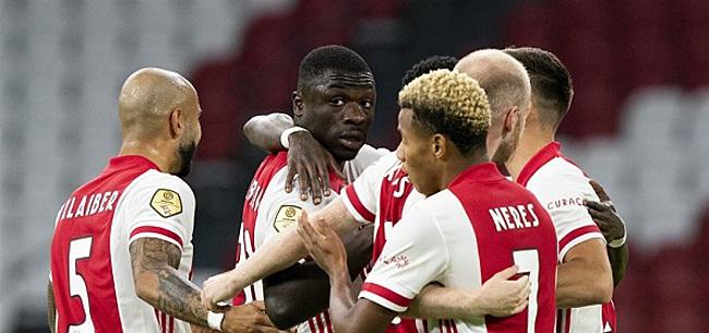 Foto: 'Ajax, Juventus en United strijden om dezelfde aanwinst'