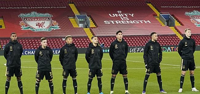 Foto: Derksen pakt Ajax-duo aan: