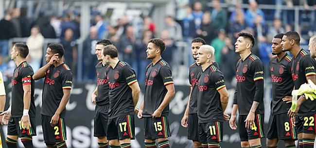 Foto: 'Tottenham Hotspur meldt zich bij Ajax'