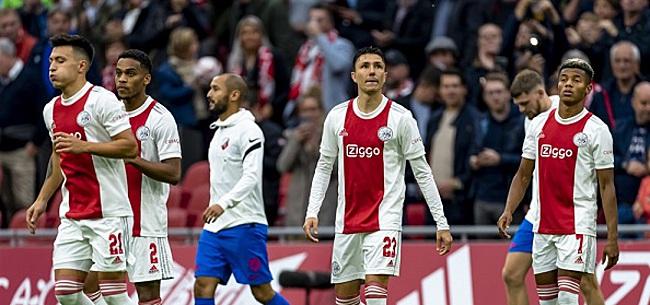 Foto: 'Ten Hag moet Ajax-ster hard aanpakken'