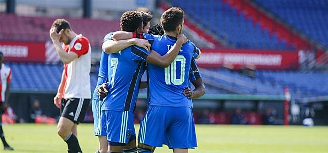 Foto: 'Ajax verrast Europese elite met gouden zet'