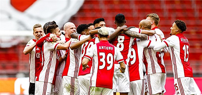 Foto: 'Mino Raiola verpest nieuwe Ajax-droom'