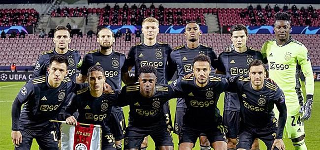 Foto: 'Ajax-plan dreigt volledig in het water te vallen'