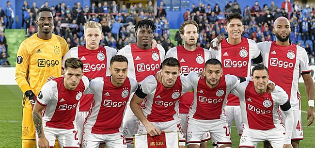 Foto: Kijkers Getafe-Ajax zijn eensgezind: