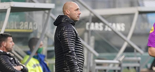 Foto: 'ADO Den Haag heeft nieuwe trainer al gevonden'