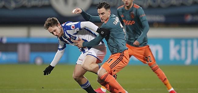 Foto: 'AEK Athene bekijkt spelers in Heerenveen en De Kuip'