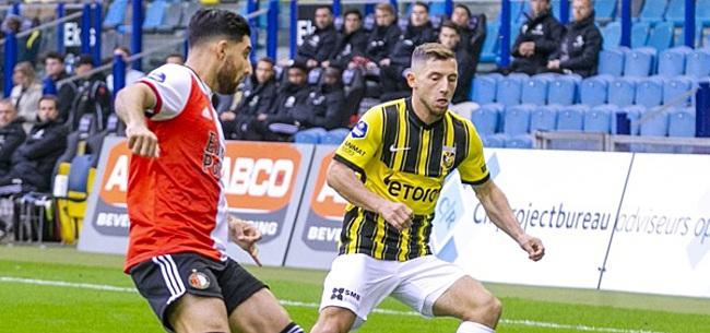 Foto: 'Slot moet klungelende Feyenoorder slachtofferen'