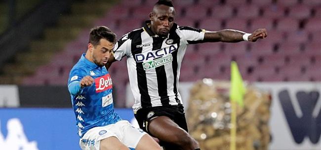 Foto: 'Napoli is helemaal klaar met Amin Younes'