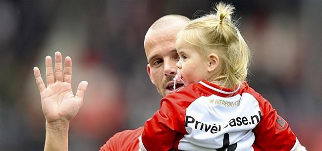 Foto: 'Anco Jansen gaat niet meer volledig herstellen na zware blessure'