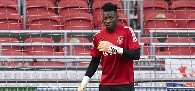 Foto: 'Ajax heeft mededeling voor Onana en Tagliafico'