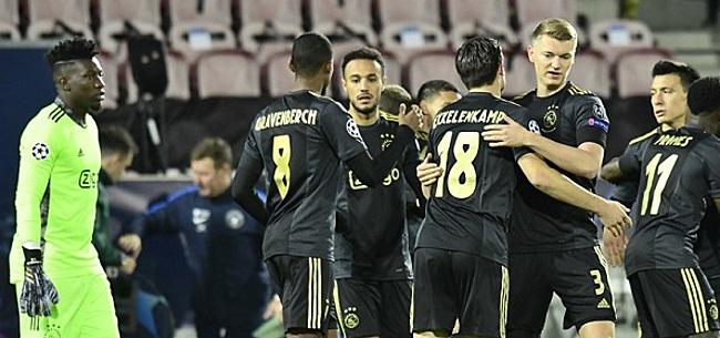 Foto: 'Verschil tussen Ajax-vraag en aanbod 7 miljoen'