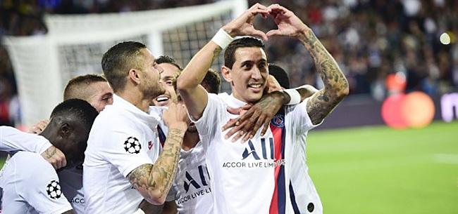 Foto: PSG-ploeggenoot laat zich uit: 'Hij haat Manchester United'