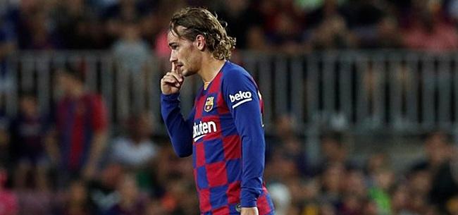 Foto: Assistent Barcelona maakt zich onmogelijk: 'Verdomme Antoine, blijf weg'
