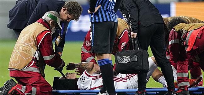 Foto: Ajax-fans vrezen ultieme nachtmerrie: