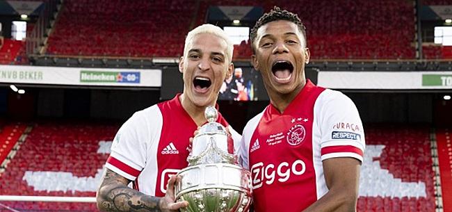 Foto: 'Ajax vangt bizar transferbedrag voor Neres'