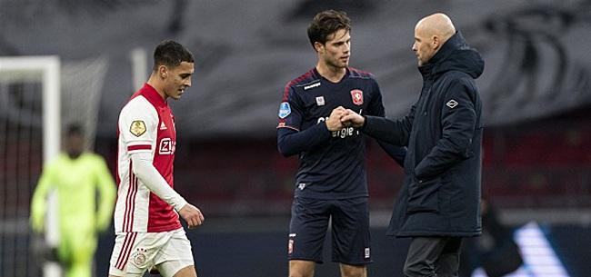 Foto: Ten Hag laakt Ajax: