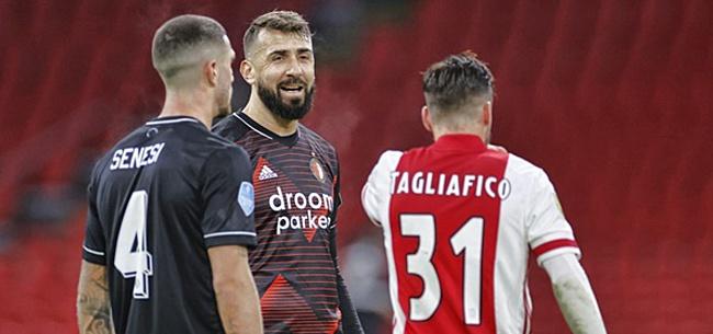 Foto: 'Feyenoord wil transferrecord vermorzelen'