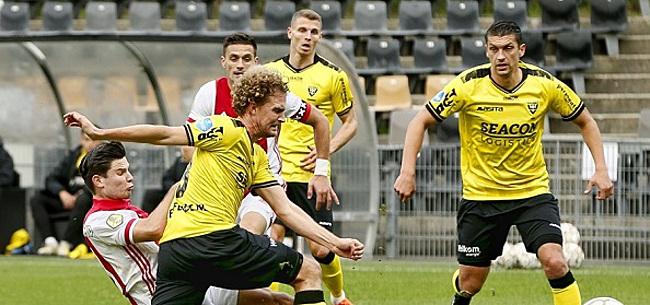 Foto: Swinkels verwijt Ajax niets: