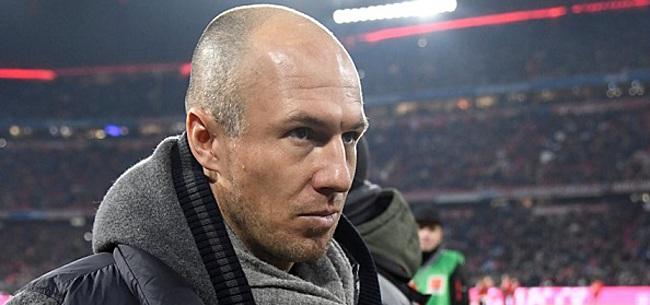 Foto: PSV-fans tweeten massaal over Arjen Robben