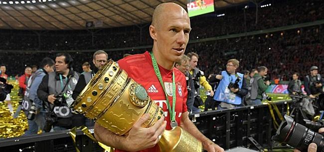Foto: Robben komt met duidelijkheid:
