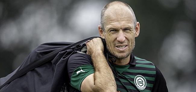 Foto: Resolute Robben: