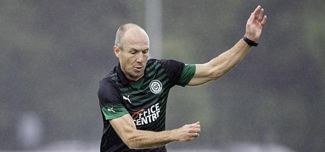 Foto: FC Groningen komt met update over Robben-rentree