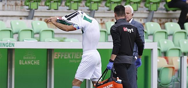 Foto: Twijfels over Robben: