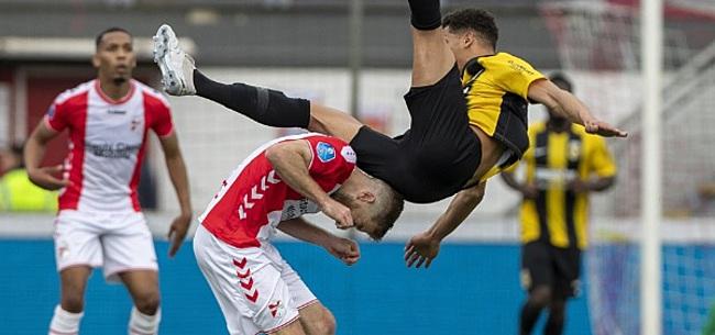 Foto: Vitesse stopt met vijftal huurlingen