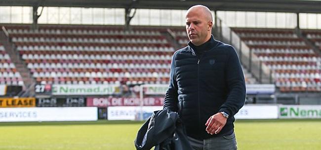 Foto: 'Slot heeft topdoelwitten Feyenoord al aangewezen'