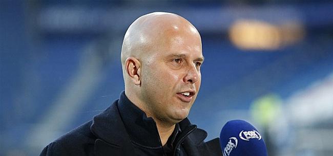 Foto: 'Slot zorgt nu al voor tweespalt bij Feyenoord'