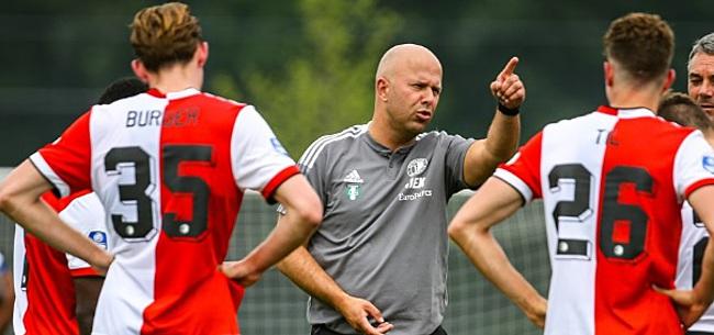 Foto: Feyenoord onthult wedstrijdselectie: Jörgensen en El Bouchataoui ontbreken